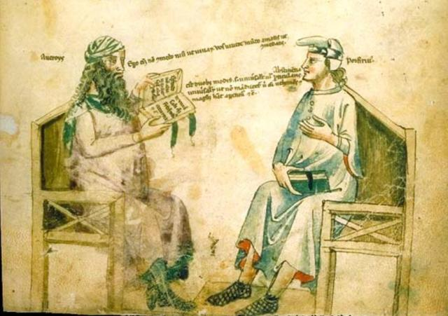 Averroes y Porfirio